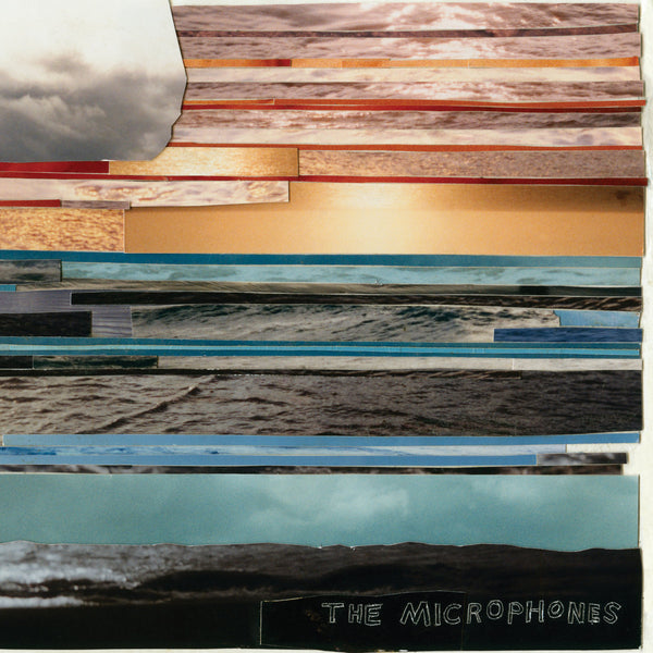 Microphones - It Was Hot, We Stayed In The Water lp