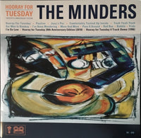 Minders - Hooray For Tuesday (20th Anniversary edition) lp
