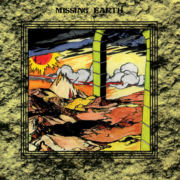 Missing Earth - Gold Flour Salt lp