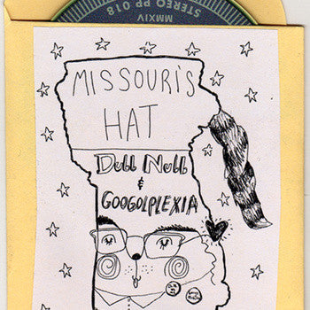 "Googolplexia / Dubb Nubb - Missouri's Hat EP 3"" cd"