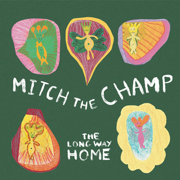 Mitch The Champ - The Long Way Home lp