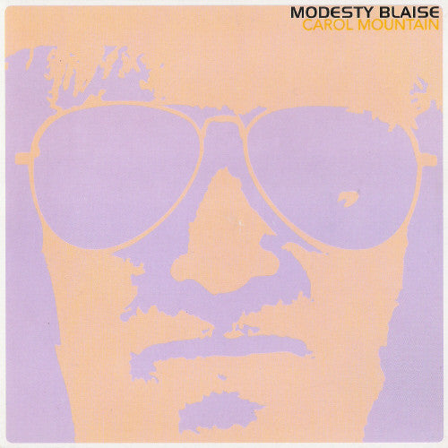 Modesty Blaise - Carol Mountain 7""