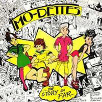 Mo-dettes - The Story So Far cd