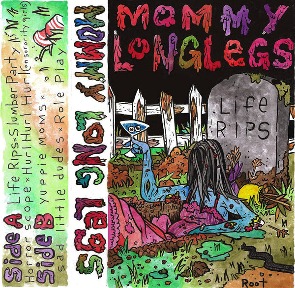 Mommy Long Legs - Life Rips cs