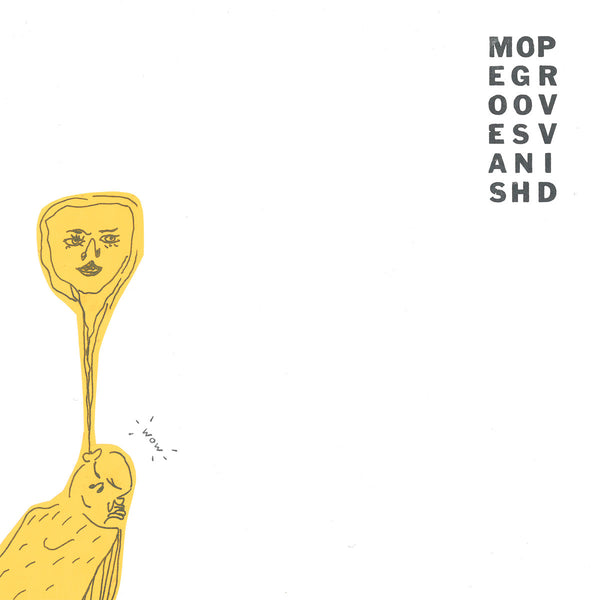 Mope Grooves - Vanished lp/cs