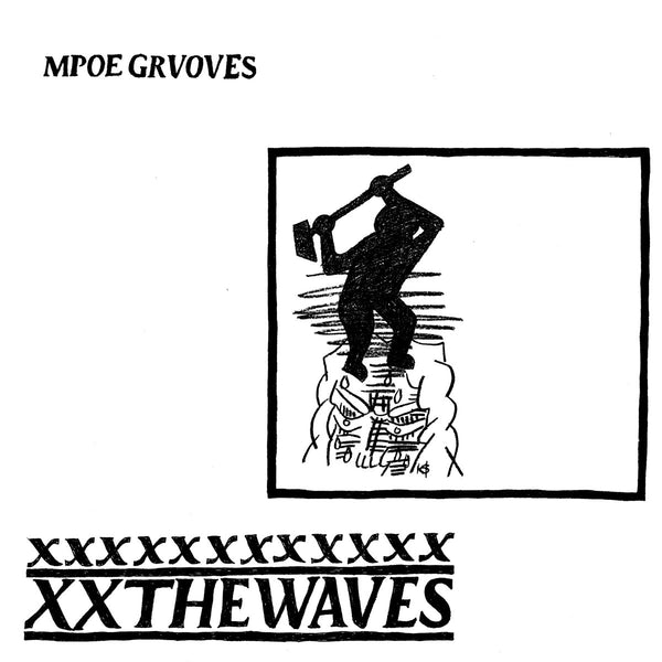 Mope Grooves - The Waves lp/cs