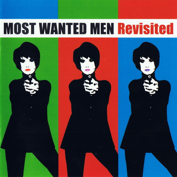 Most Wanted Men - Revisited 1986-1990 cd