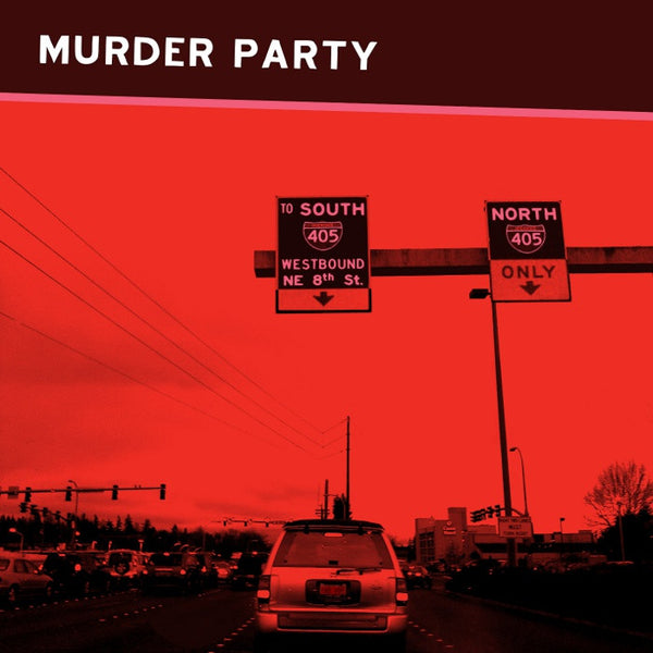 Murder Party - The Vue cd