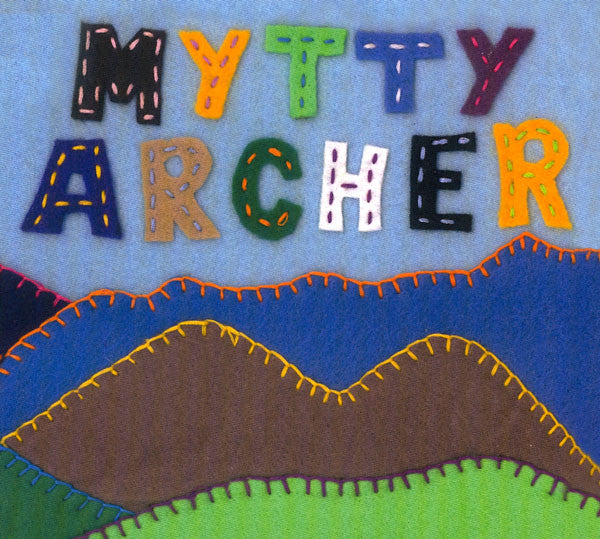 Mytty Archer - If I Had A Shovel cd
