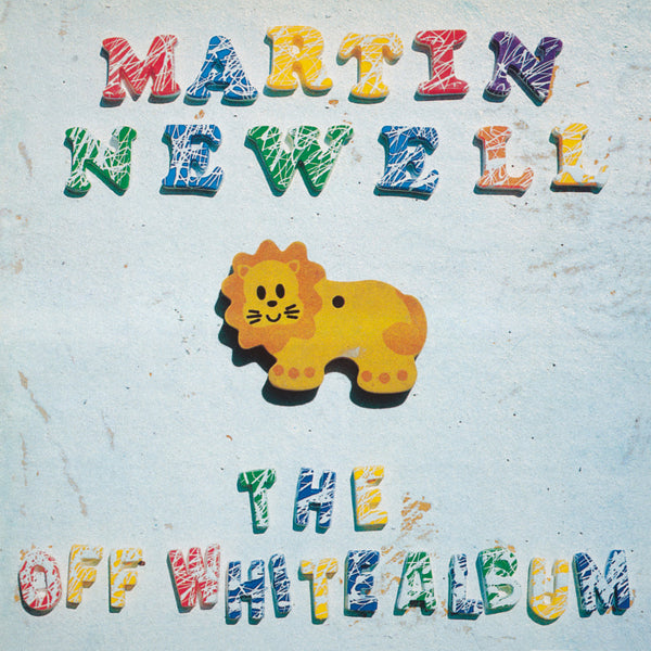 Newell, Martin - The Off White Album lp