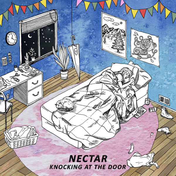 Nectar - Knocking At The Door lp