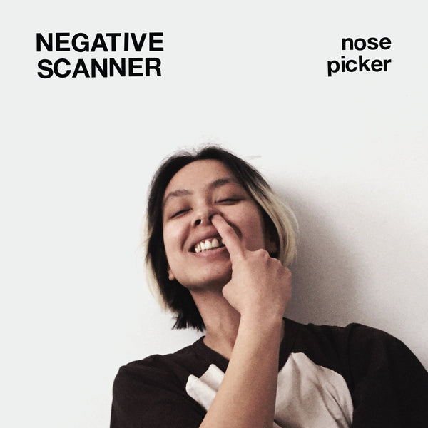 Negative Scanner - Nose Picker cd/lp