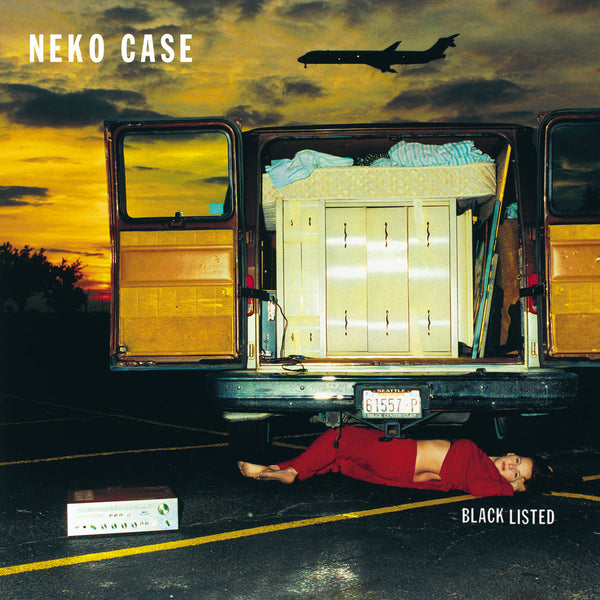 Case, Neko - Blacklisted lp