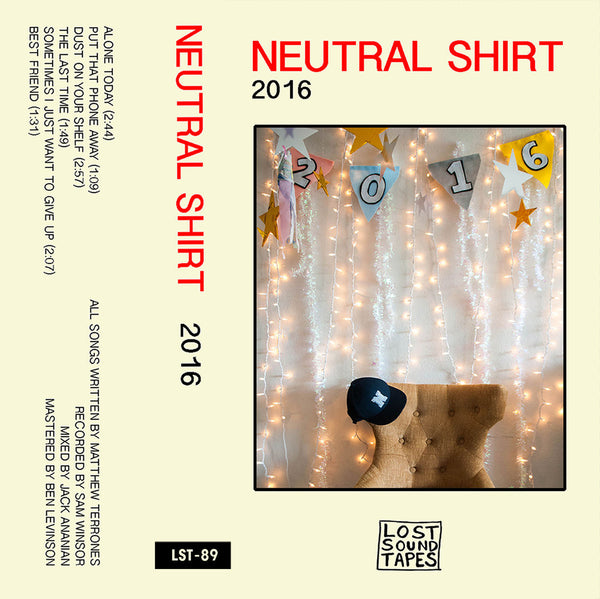 Neutral Shirt - 2016 cs
