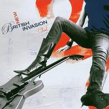 Various - New British Invasion, Vol.2 cd