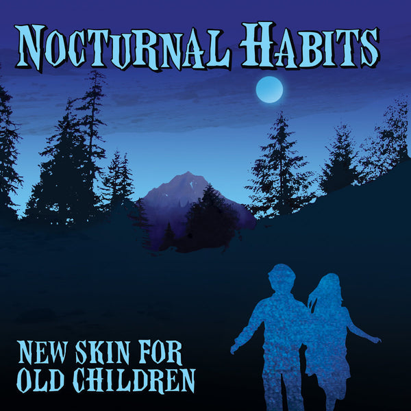 Nocturnal Habits - New Skin For Old Children cd/lp
