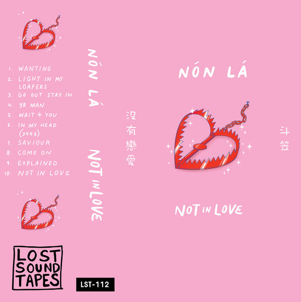 Non La - Not In Love cs