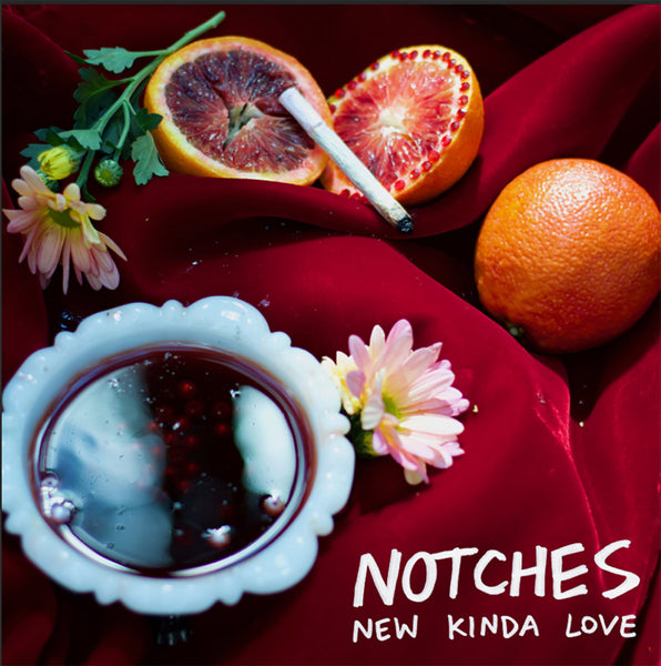 Notches - New Kinda Love lp