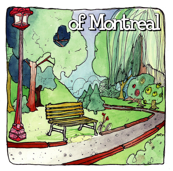 Of Montreal - The Bedside Drama: A Petite Tragedy cd
