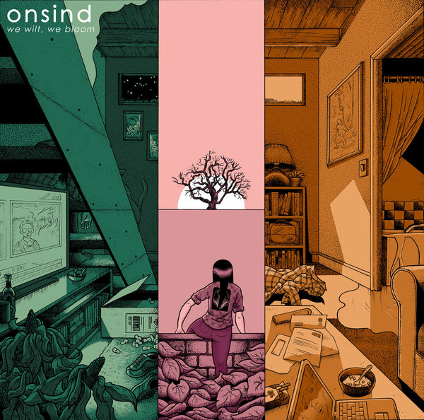 Onsind - We Wilt, We Bloom lp