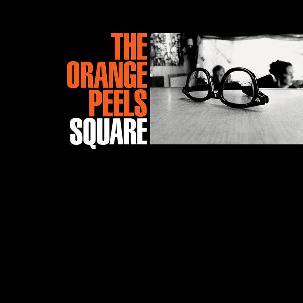 Orange Peels - Square lp w/cd