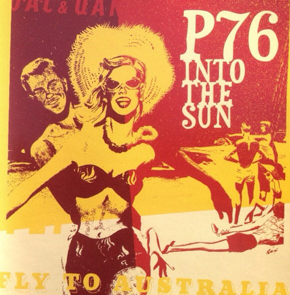 P76 - Into The Sun cd