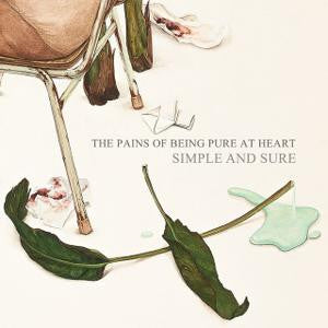 Pains Of Being Pure At Heart - Simple And Sure 7""