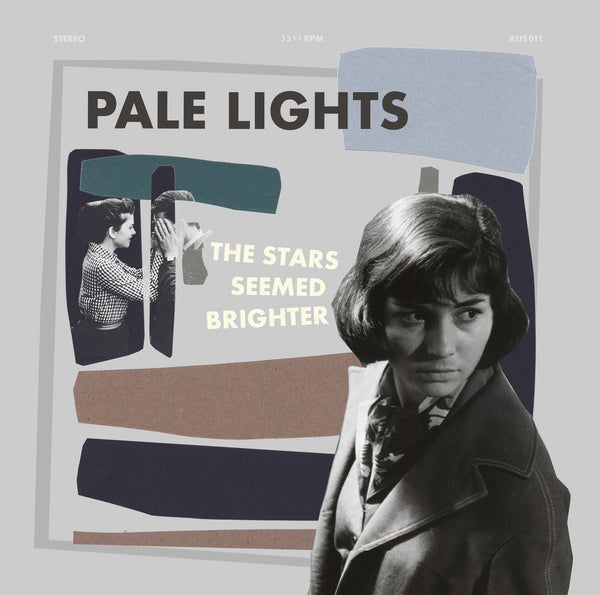 Pale Lights - The Stars Seemed Brighter cd/lp