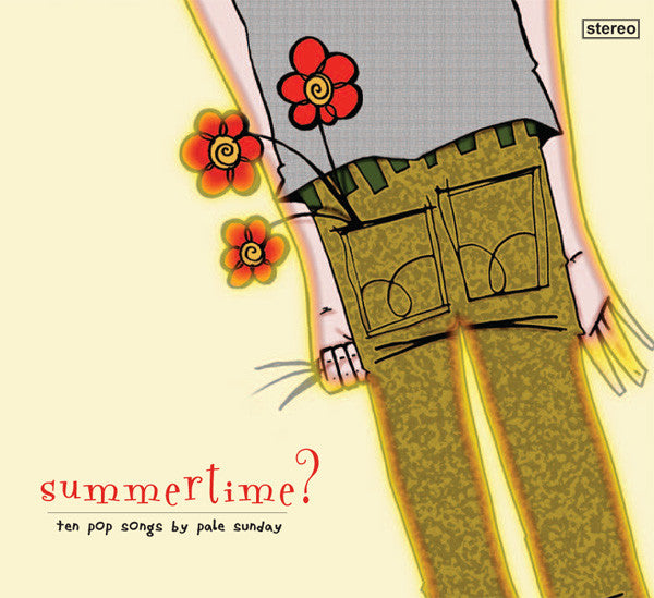 Pale Sunday - Summertime? cd