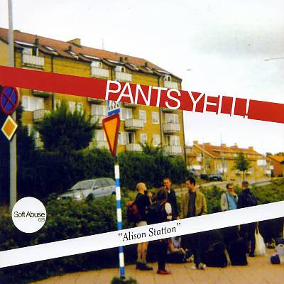 Pants Yell! - Alison Statton cd