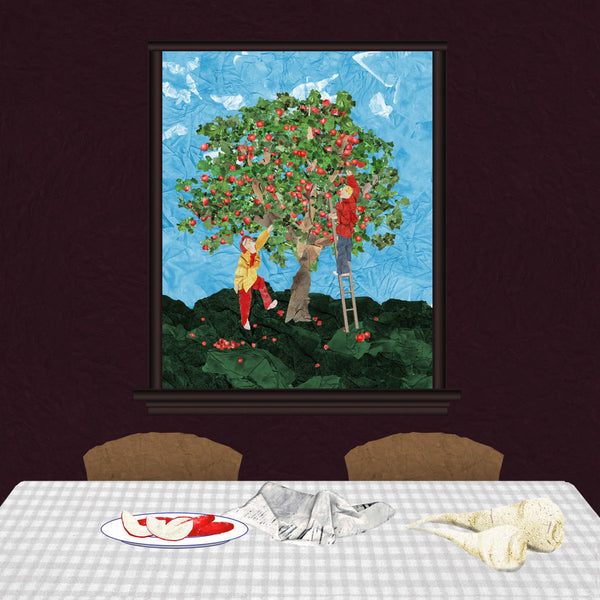 Parsnip - When The Tree Bears Fruit cd/lp