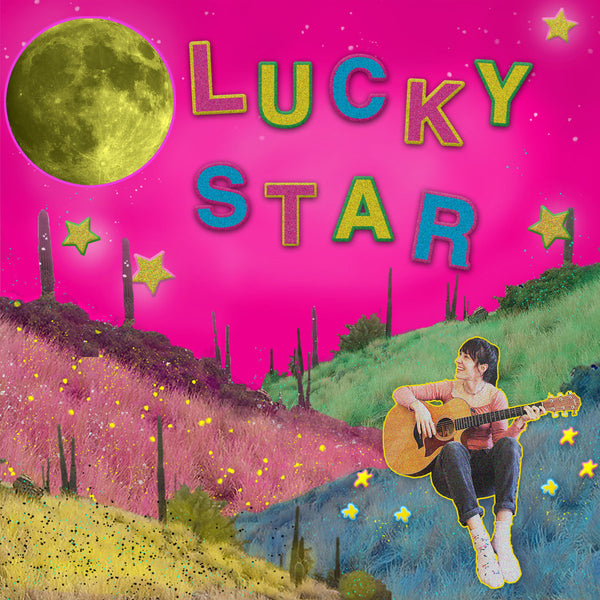 Peach Kelli Pop - Lucky Star 7""