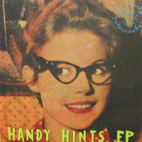 Pearly Gatecrashers - Handy Hints EP 7""