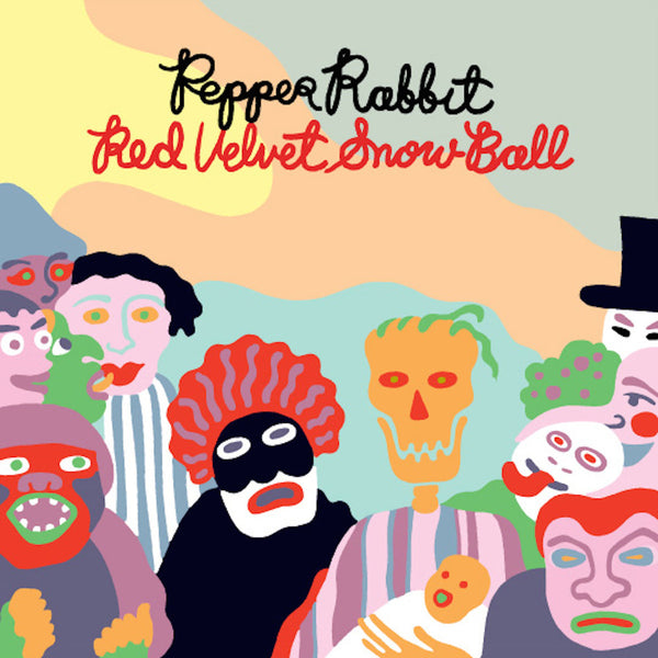 Pepper Rabbit - Red Velvet Snow Ball cd