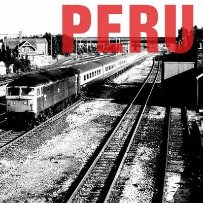 Peru - Leaving The Acre EP cdep