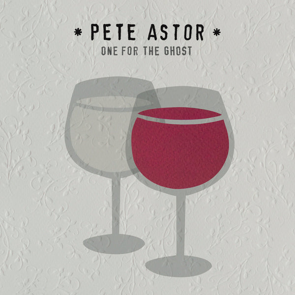 Astor, Peter - One For The Ghost cd/lp
