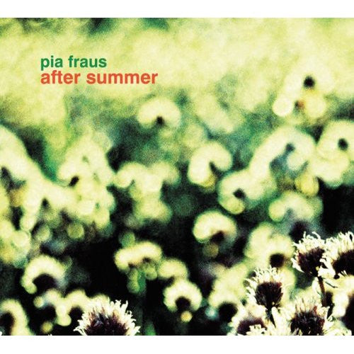 Pia Fraus - After Summer cd