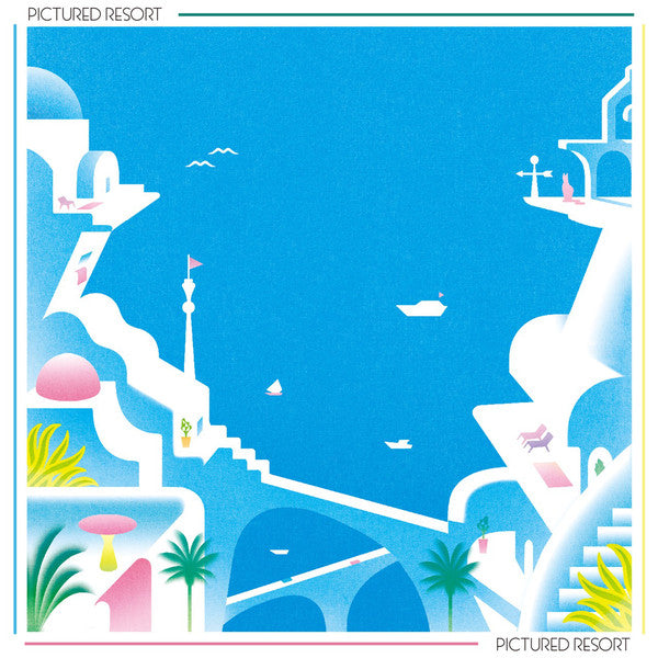 Pictured Resort - Pictured Resort cd