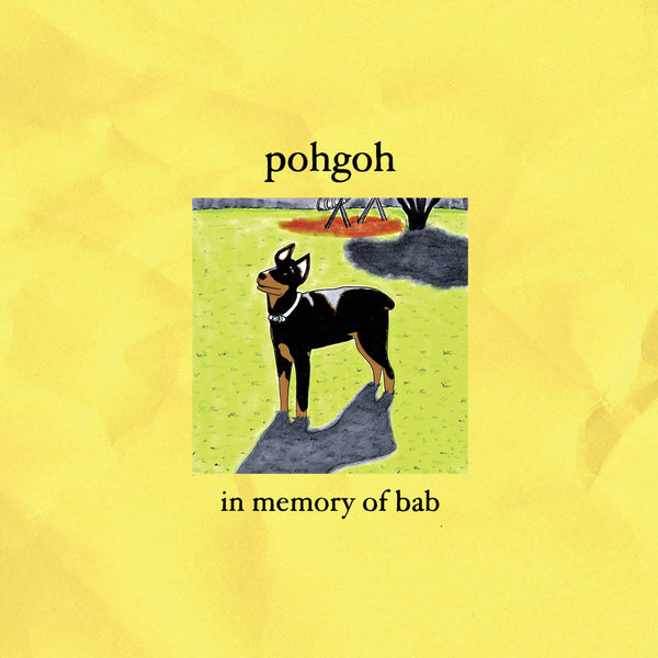 Pohgoh - In Memory Of Bab cd