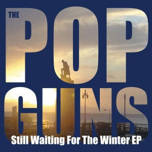 Popguns - Still Waiting For The Winter EP cdep
