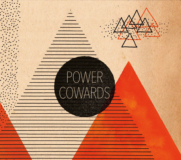 Power Cowards - Despair In Parallel EP cdep
