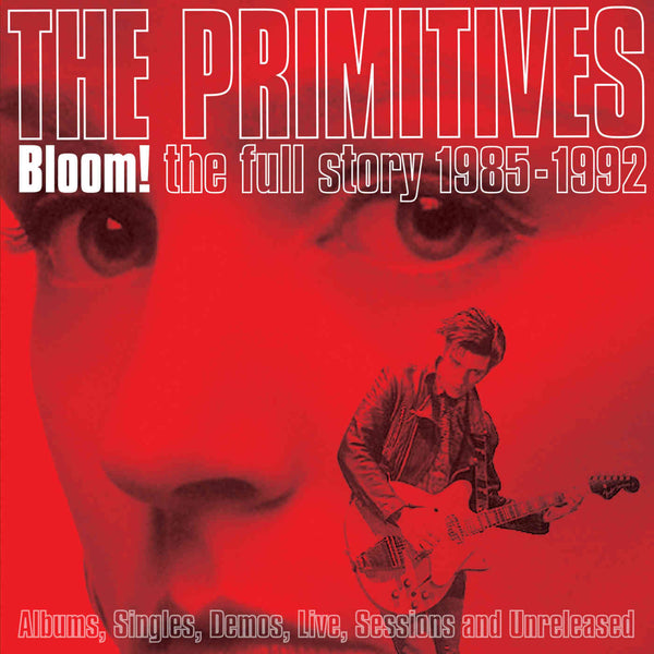Primitives - Bloom! (The Full Story 1985-1992) cd box