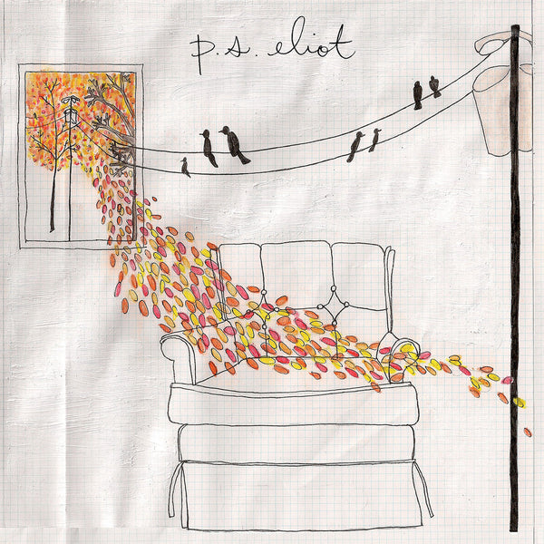 P.S. Eliot - Living In Squalor EP 12""