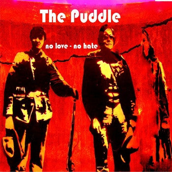 Puddle - No Love - No Hate cd