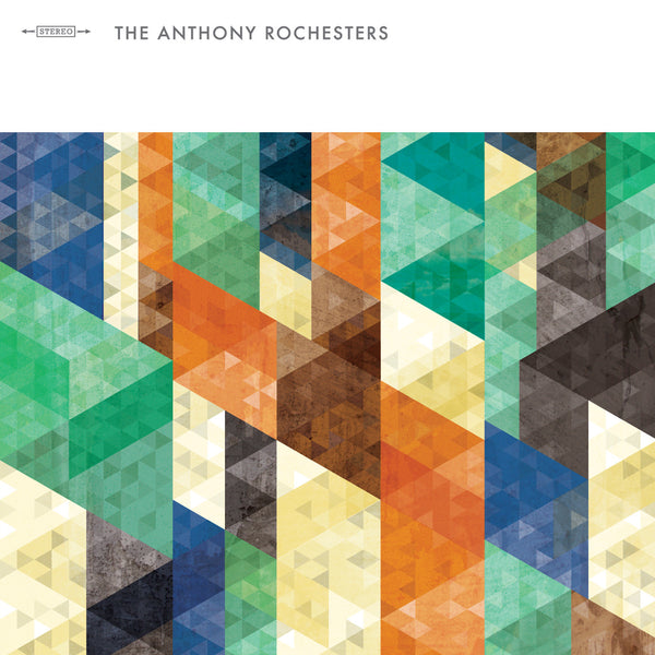 Anthony Rochesters - The Anthony Rochesters cdep