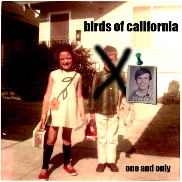 Birds Of California - One And Only cd