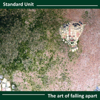 Standard Unit - The Art Of Falling Apart cd