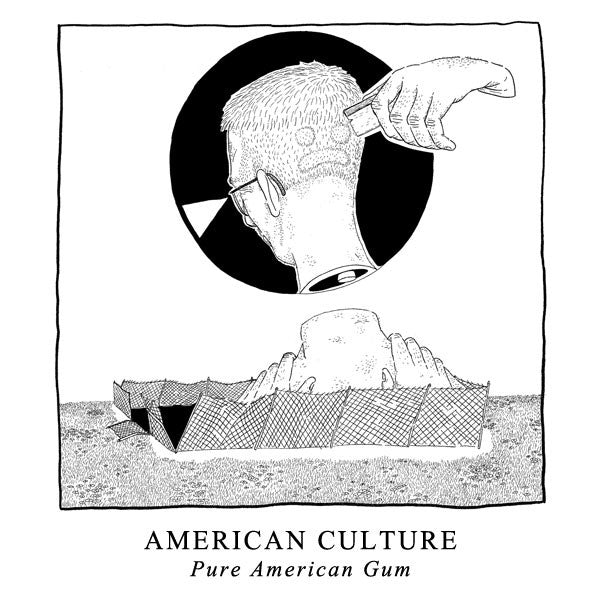 American Culture - Pure American Gum cd/lp