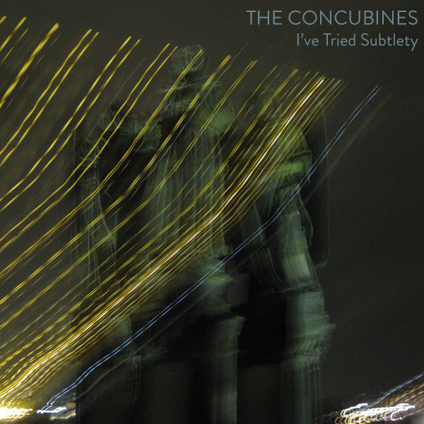 Concubines - I've Tried Subtlety cd