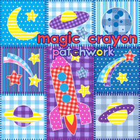 Magic Crayon - Patchwork cd